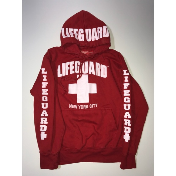 d5a04992aed LifeGuard Other - Official Life Guard Hoodie Unisex Small NewYork